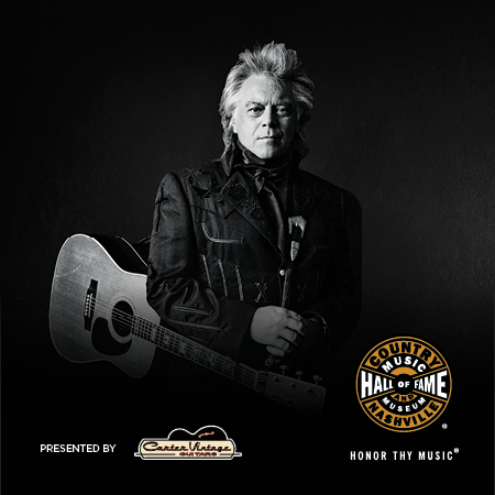 Aritist-in-Residence | Marty Stuart | September 11, 18, & 25