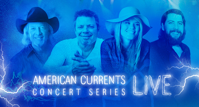 American Currents Concert Series Live