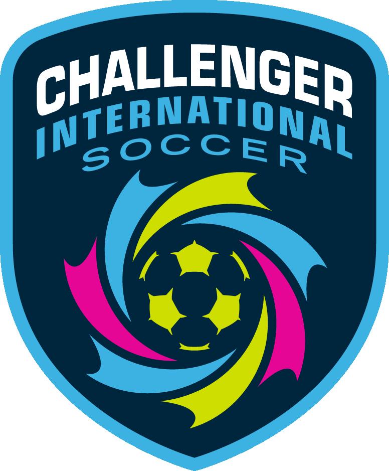 Challenger International Soccer Logo