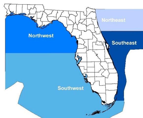 management zones map