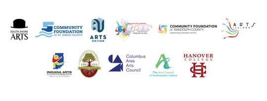 IAC Regional Arts Partner logo