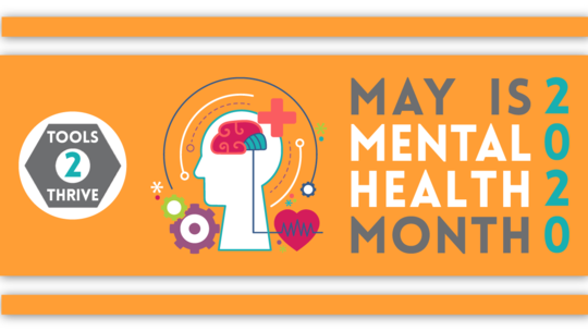 may mental health month 2020