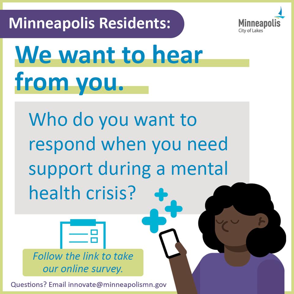 mental health crisis survey
