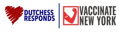 Dutchess Responds Vaccinate New York joint logo