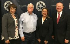 TWC Commissioner Ruth R. Hughs at Texas Rural Challenge