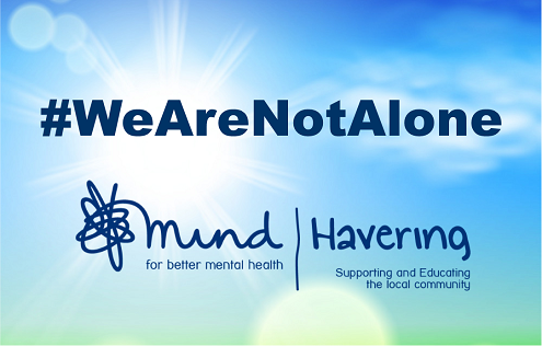 Havering Mind we are not alone logo 2020 495 px