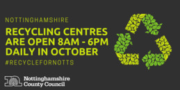 recycling centre opening times