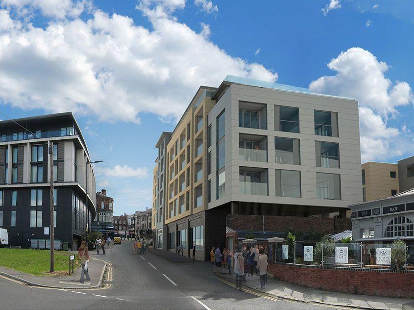 Westgate Chambers Domine Lane