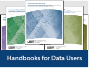 handbooks for data users
