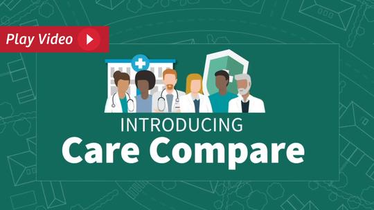 Care Compare Video Link