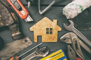 Home Repairs Graphic