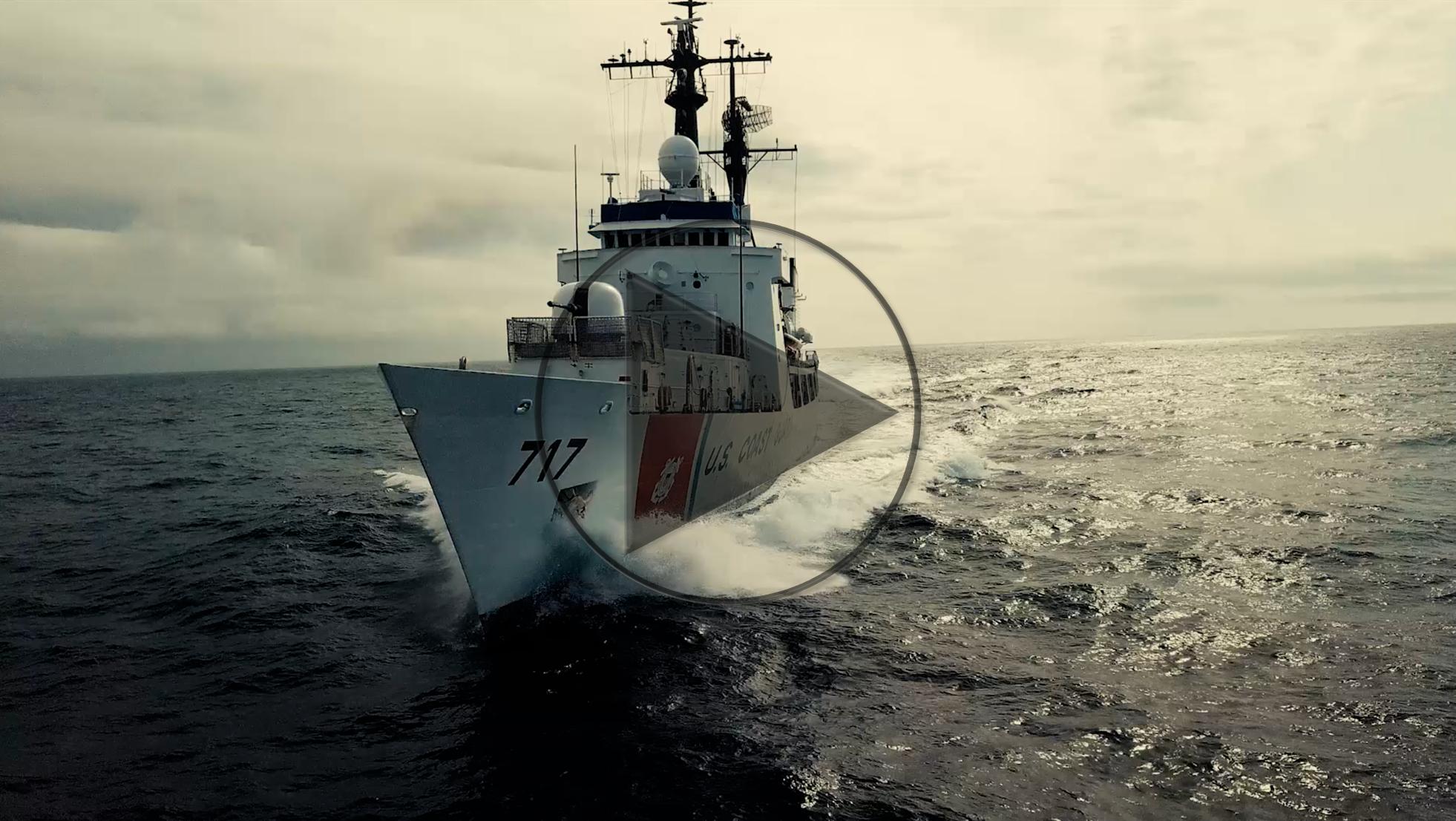 Coast Guard Cutter Mellon (WHEC 717) completes final patrol