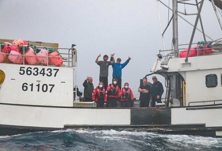 USCGC Munro Alaska Patrol (2)