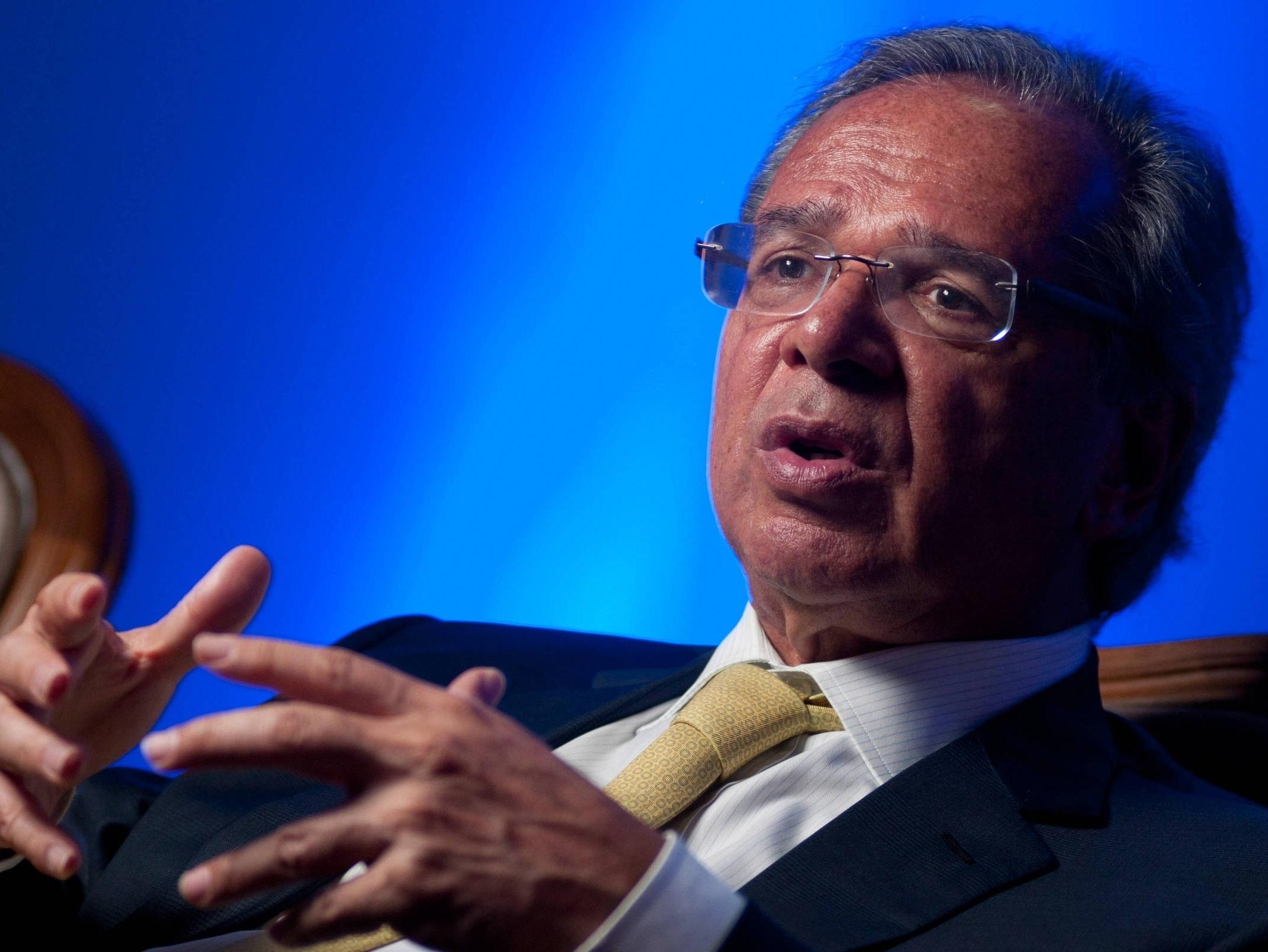 PhD de personalidade forte e especulador: Paulo Guedes, o guru de Bolsonaro