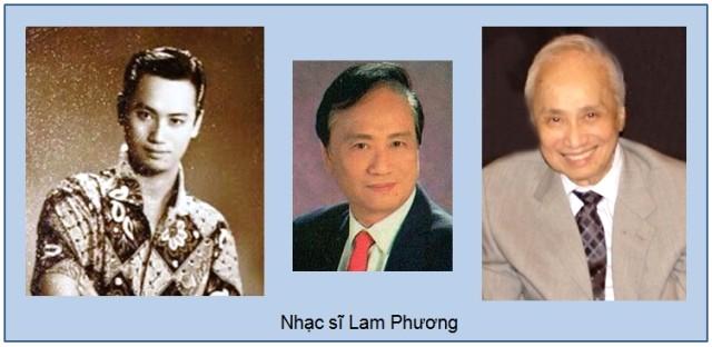 DÒNG NHẠC MUÔN SẮC CỦA LAM PHƯƠNG - Biên soạn: Phan Anh Dũng -  cothommagazine.com