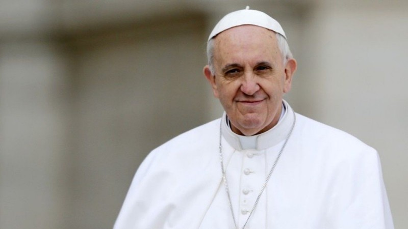 <p>Papa Francisco.</p>