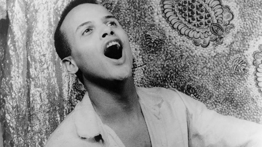 Harry Belafonte- Tony Award