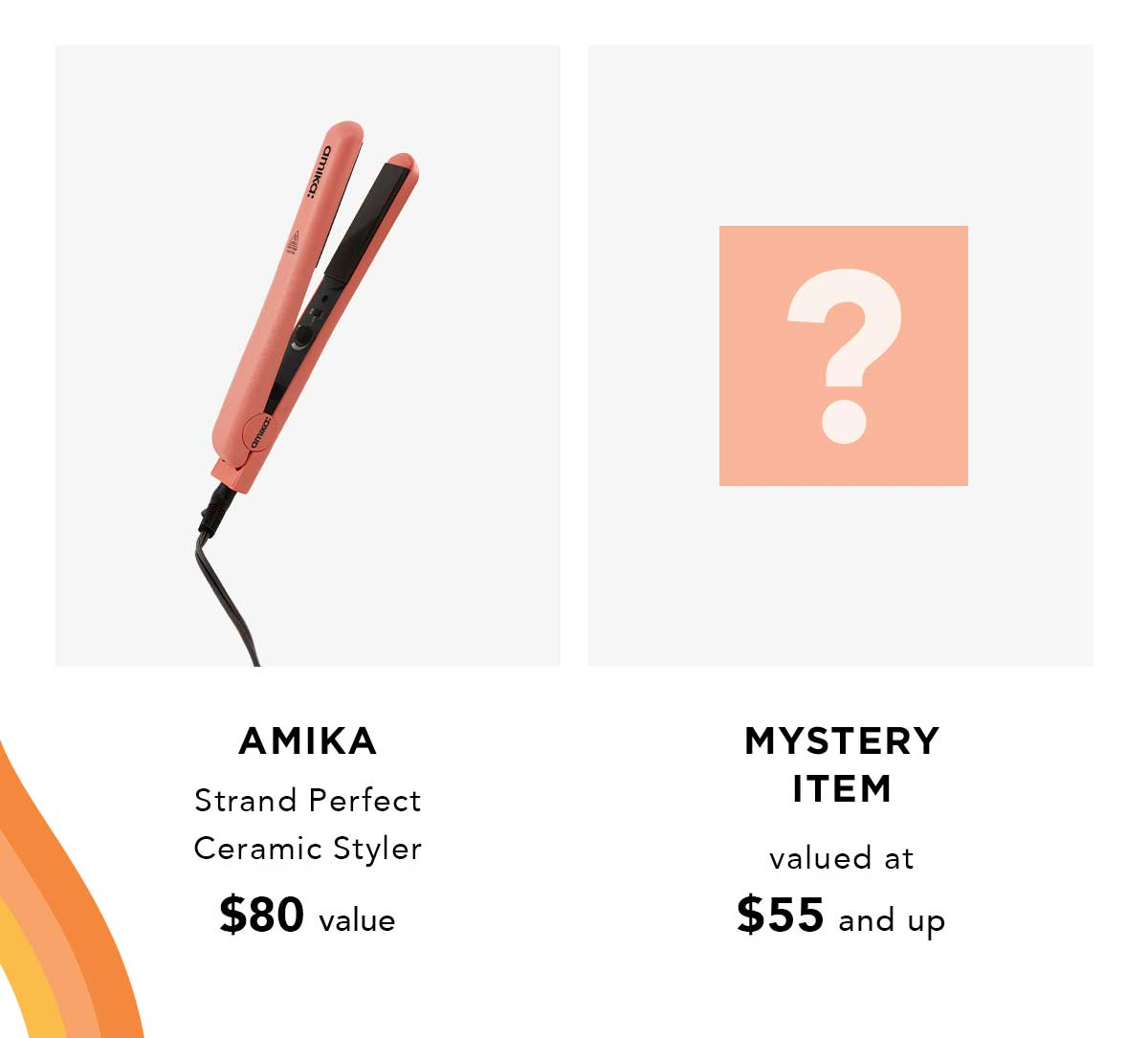 amika, or a mystery item