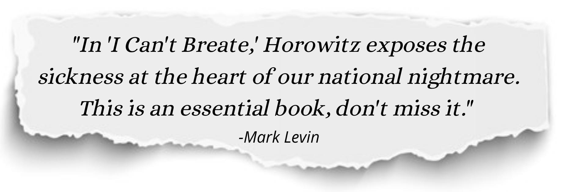 Mark Levin Quote