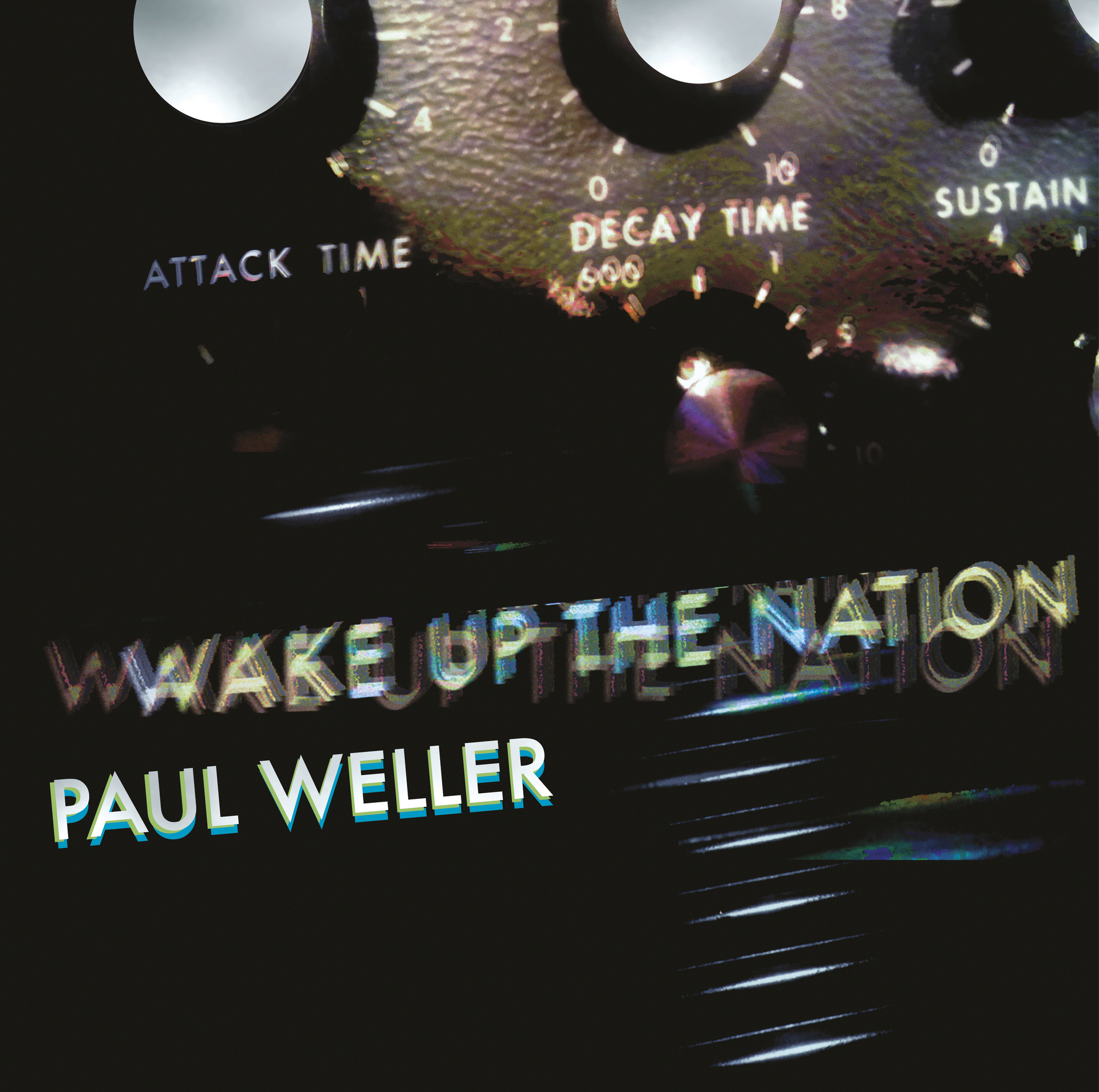 Album artwork for Wake Up The Nation