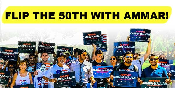 Flip the 50th with Ammar!