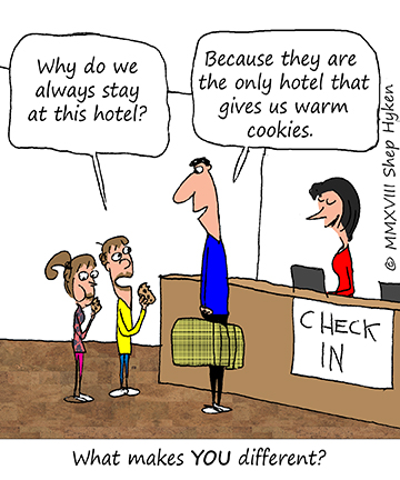 Let Customers Tell...