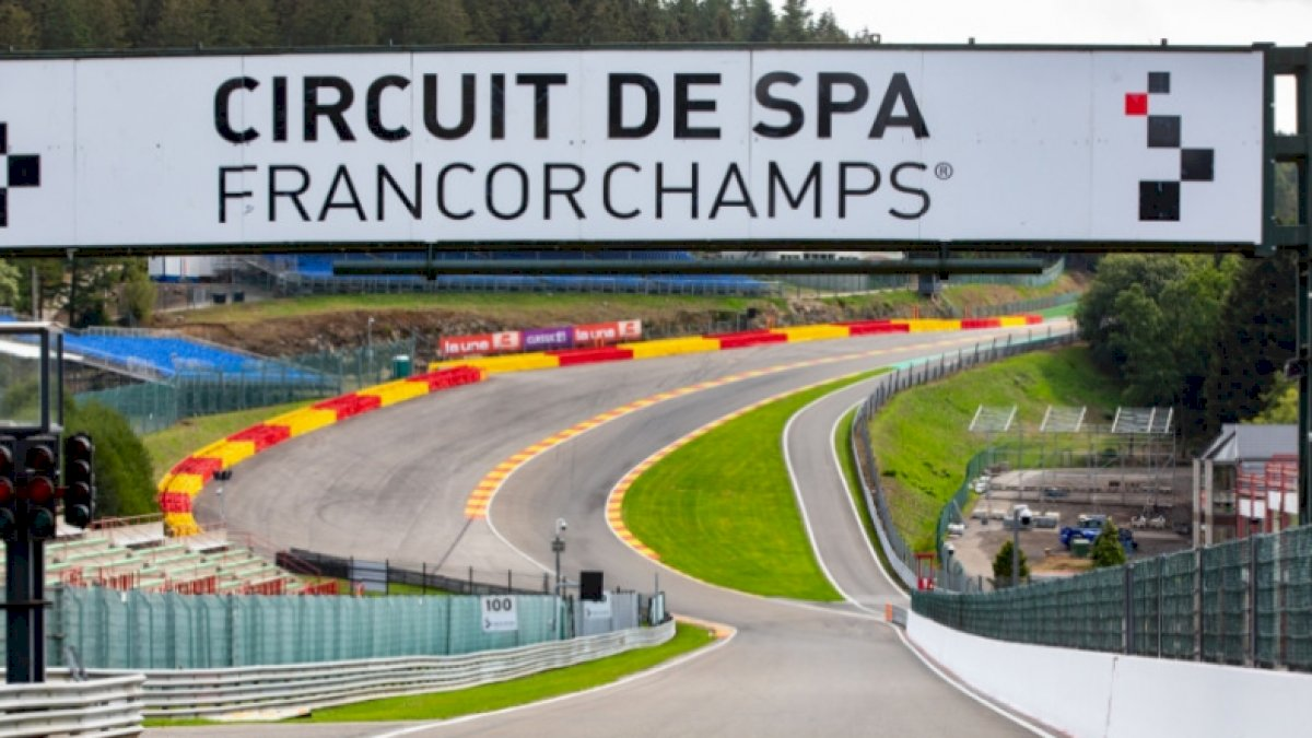 Strong Field Announced for Spa World RX Debut