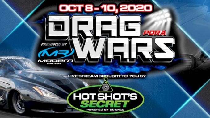 PDRA Drag Wars