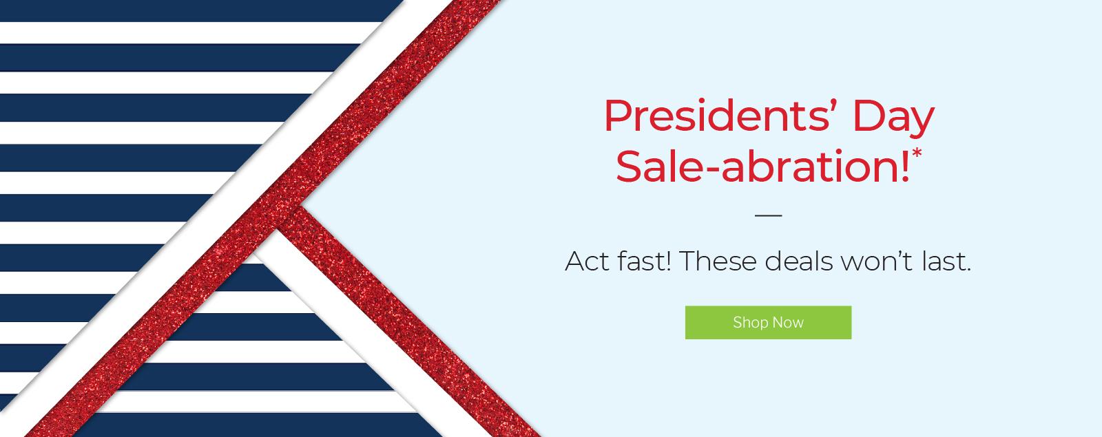 Cricut: Presidents' Day Sale-abration! - Lovin' the Prize of