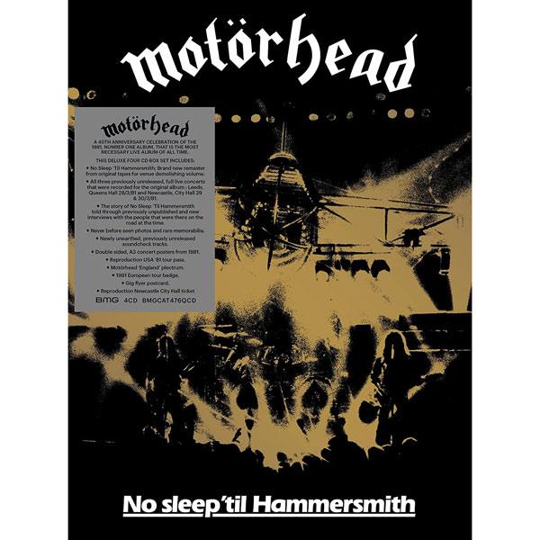 Motorhead / No Sleep 'Til Hammersmith