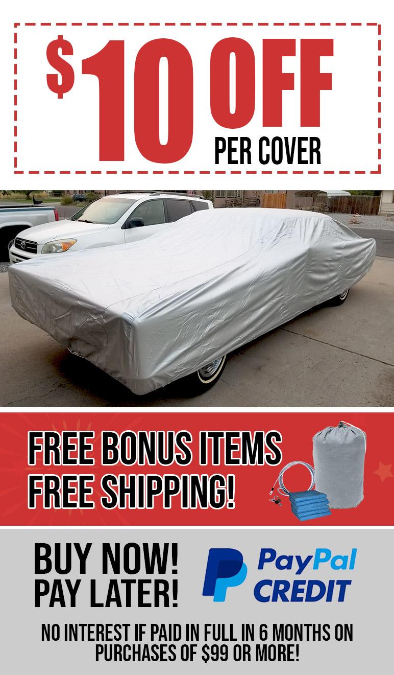 Platinum Shield Car Covers Discount Code