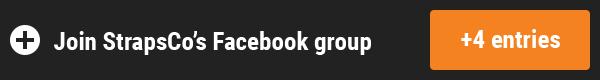 Join StrapsCo's Facebook Group
