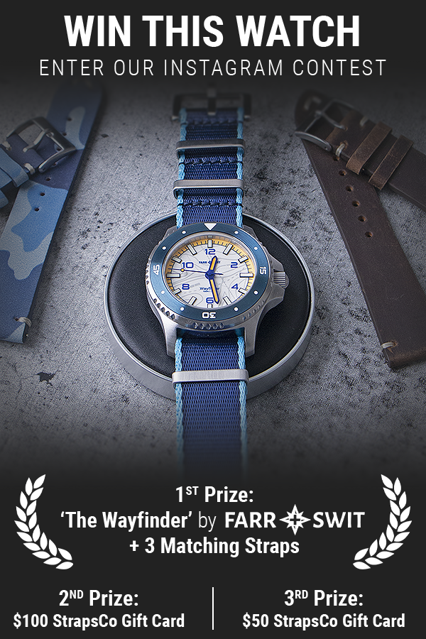 Win This Watch