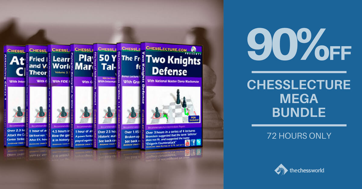 Chesslecture Mega Bundle - The Most Complete Chess Collection