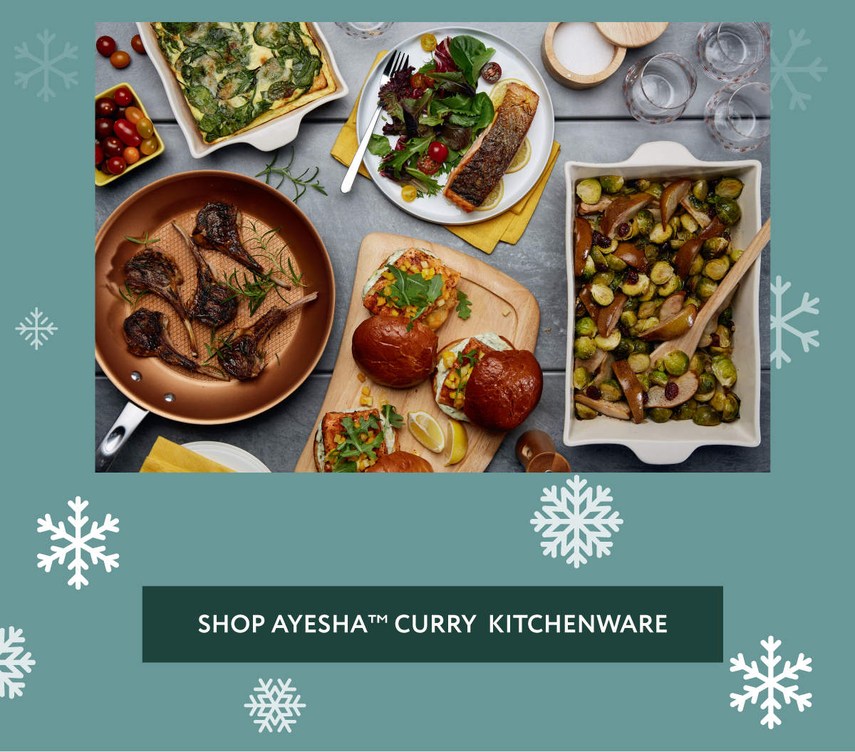 Shop Ayesha™ Curry Kitchenware
