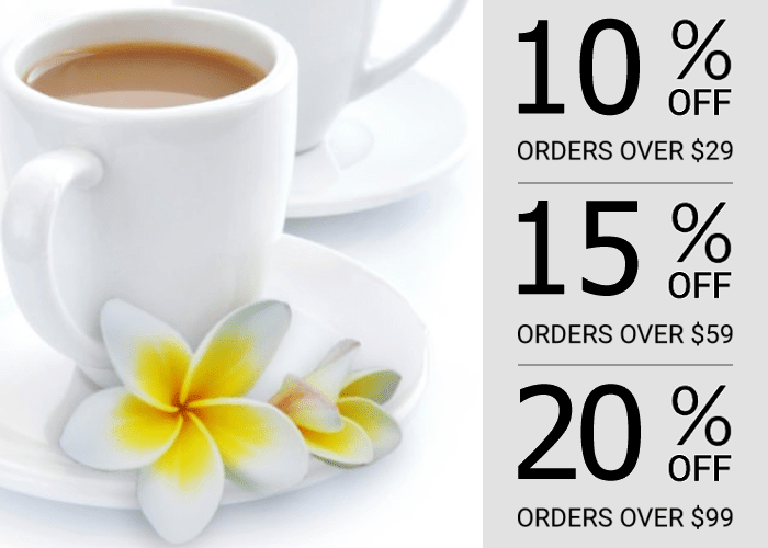 Kona Coffee Sale