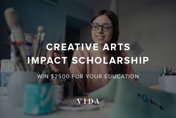 Creative Arts Impact Scholarship