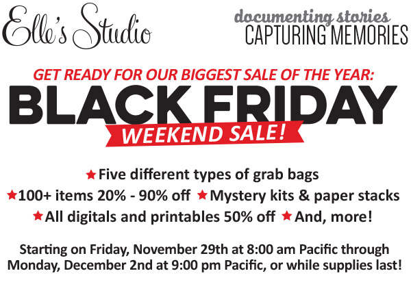 Preview our Black Friday Weekend Sale now!
