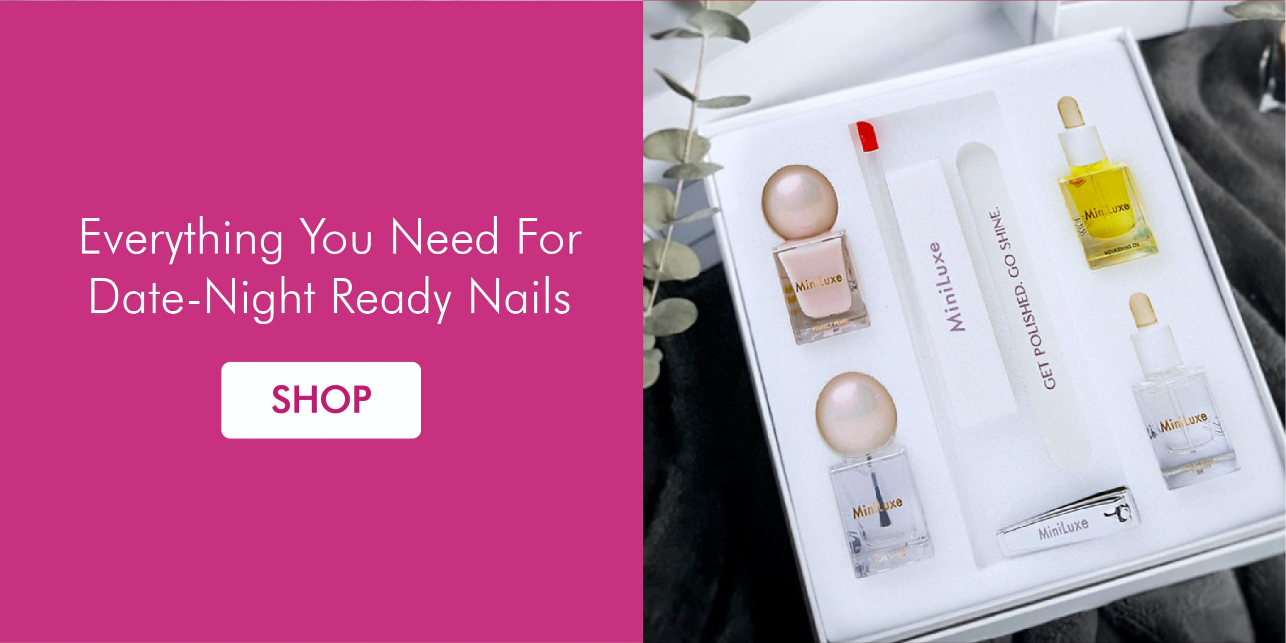 Everything You Need For Date-Night Ready Nails