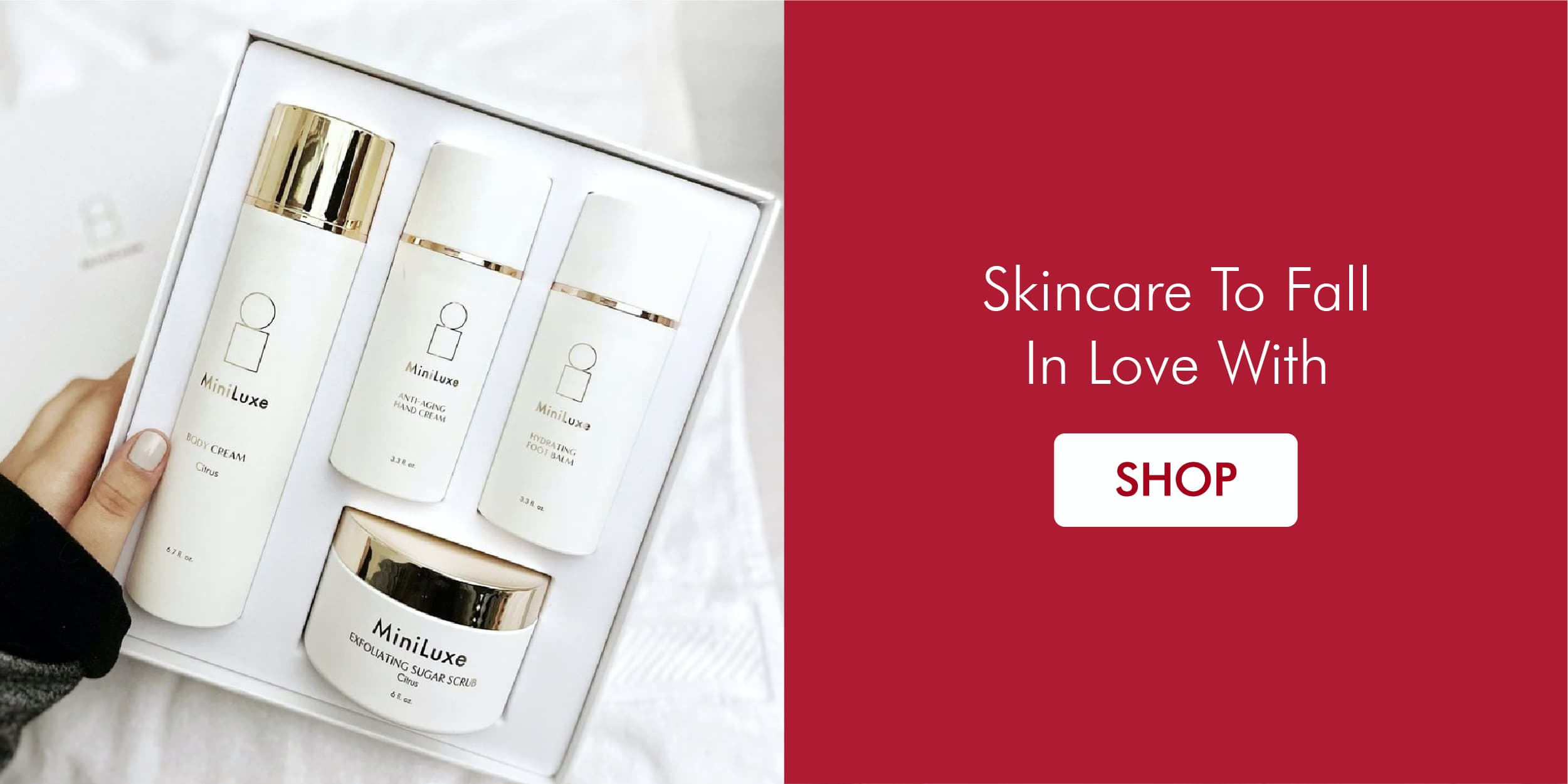Skincare To Fall In Love With