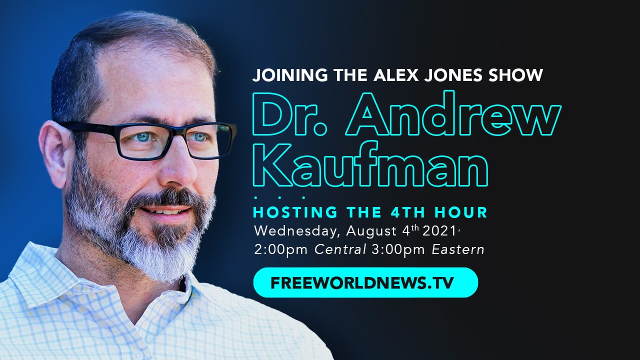 Andrew Kaufman - On the Research!