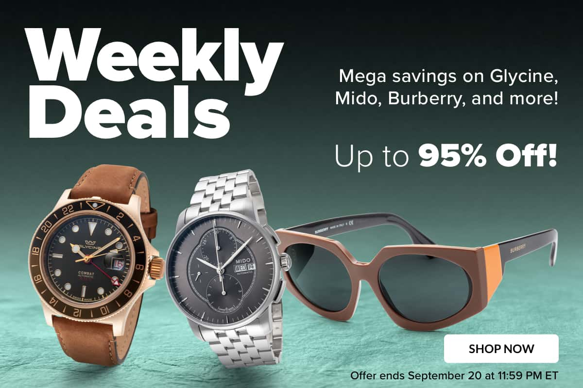 New Week, New Deals!