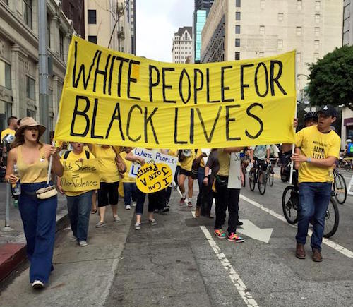 White People 4 Black Lives