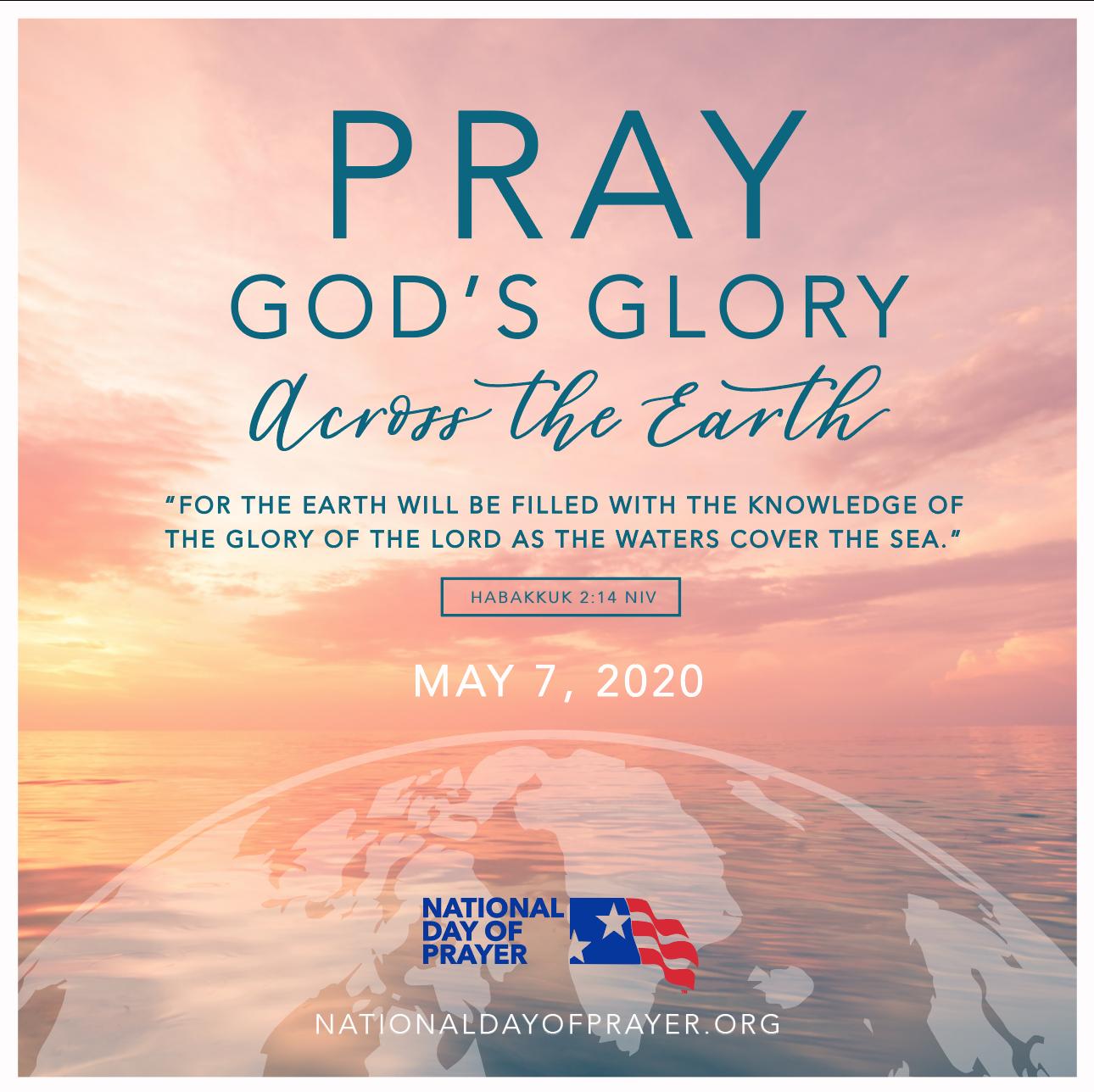 Image result for National day of prayer 2020