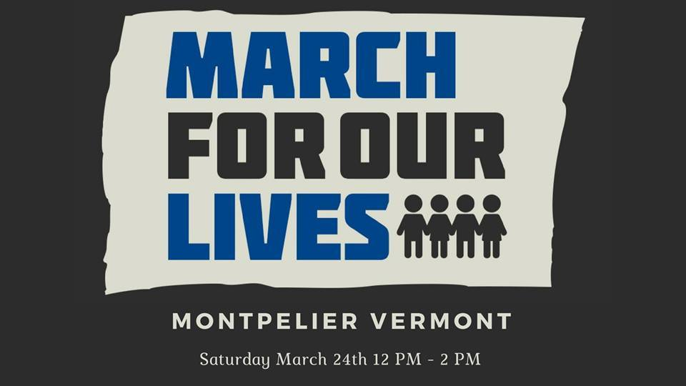 March for our lives information text