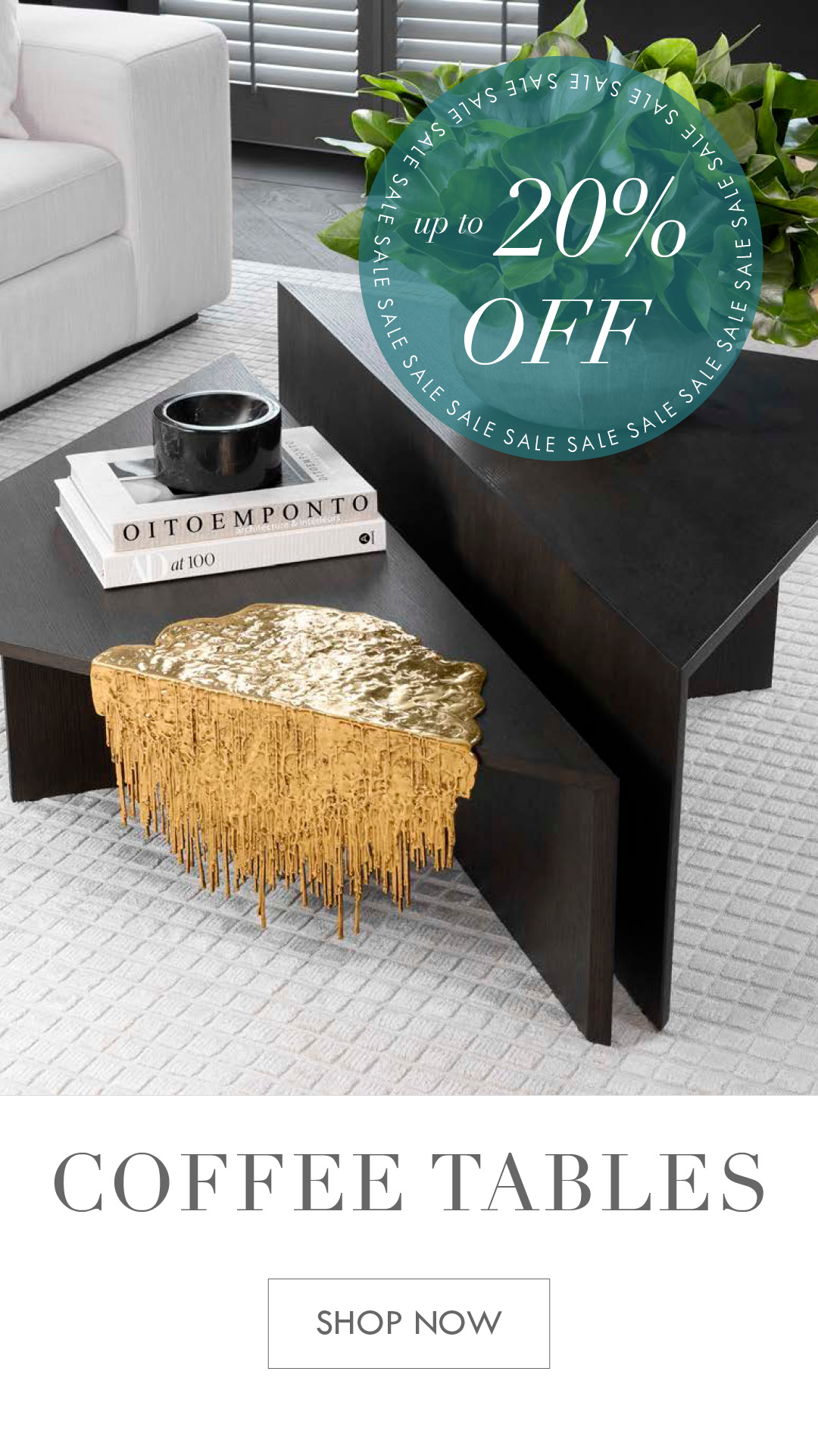 Shop Coffee & Accent Tables