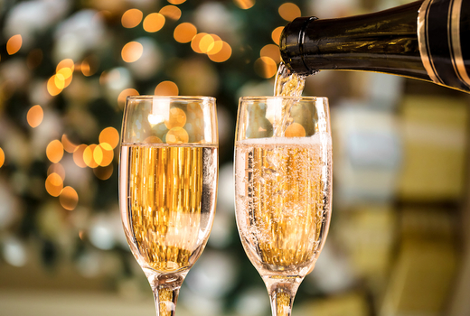 Image result for CHAMPAGNE TOAST NYE