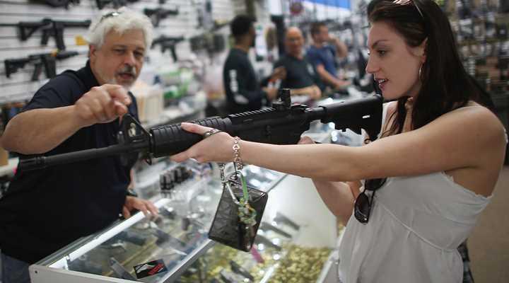 Record-Setting Interest in Self-Defense