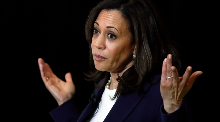 Kamala Harris is Lying. She and Others are Coming After Your Guns