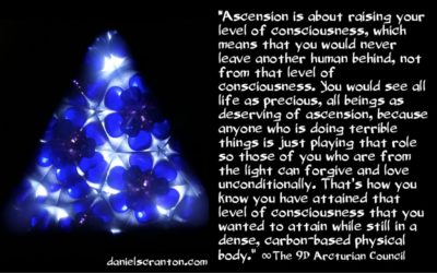 ascension to 5D by december 21st 2020? - the 9th dimensional arcturian council - channeled by Daniel Scranton, channeler of archangel michael